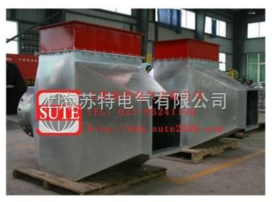 800KW环保设备用风道式电加热器