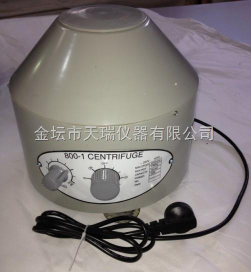 电动台式离心机(塑料外壳)