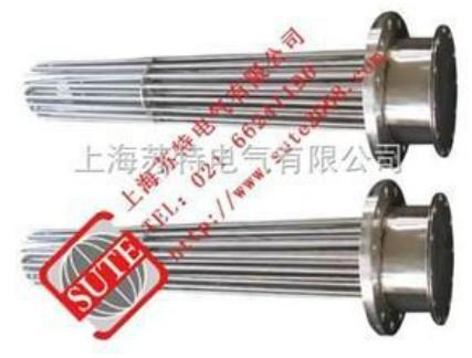 ST5646不锈钢法兰式电加热管