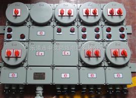 XD(M)B58温州防爆配电箱、订制非标防爆配电箱(防爆检验报告)