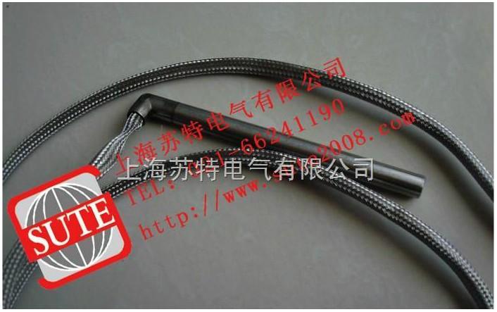 L型带金属软管单头电热管