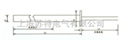 SLM4-1-1限位式单头电热管