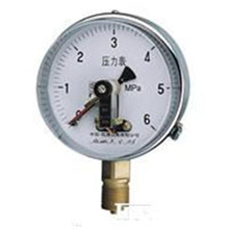 YXCA-150磁助电接点压力表上海自动化仪表四厂