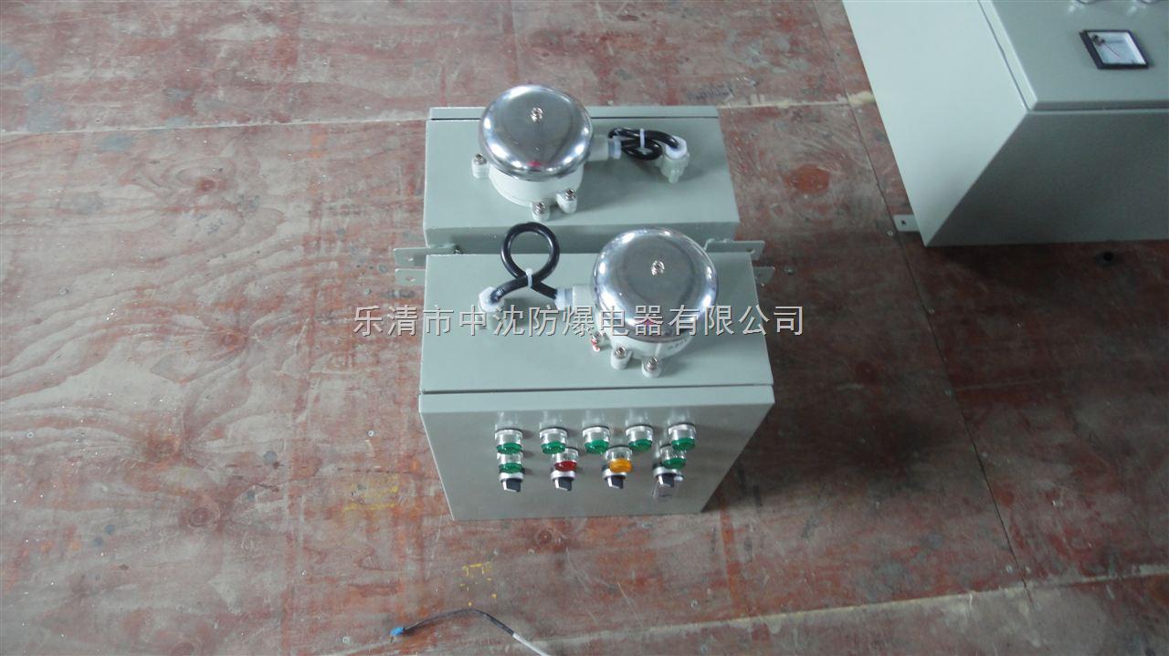 带报警器的温控仪接线实图
