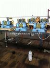 JH-1001橡胶磨片机/橡胶双头磨片机