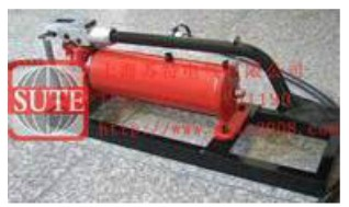 tfp-800 铝制脚踏式液压泵(大油量)适用于千斤顶图片