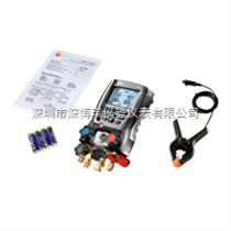 testo 570-1新型的testo 570 電子歧管儀(電子壓力表組)|testo 570-1 套裝