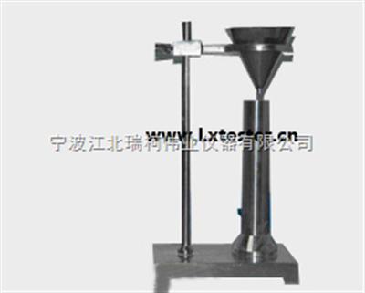 西安松裝密度測定儀現貨 ,氧化鋁松裝密度測定儀,松裝密度儀