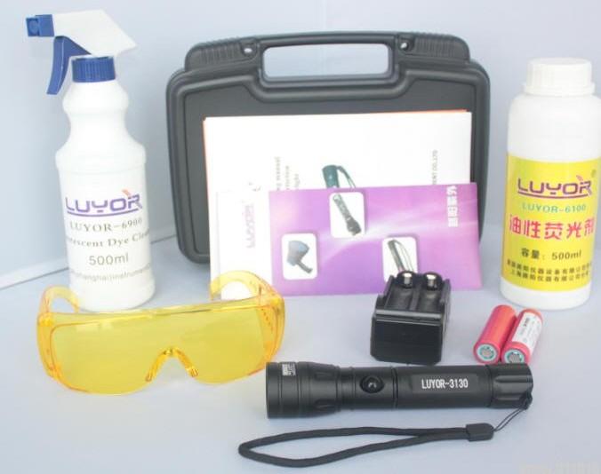 路阳LUYOR-6803荧光检漏仪价格