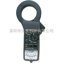KEW 2413FA指針式泄漏電流鉗形表