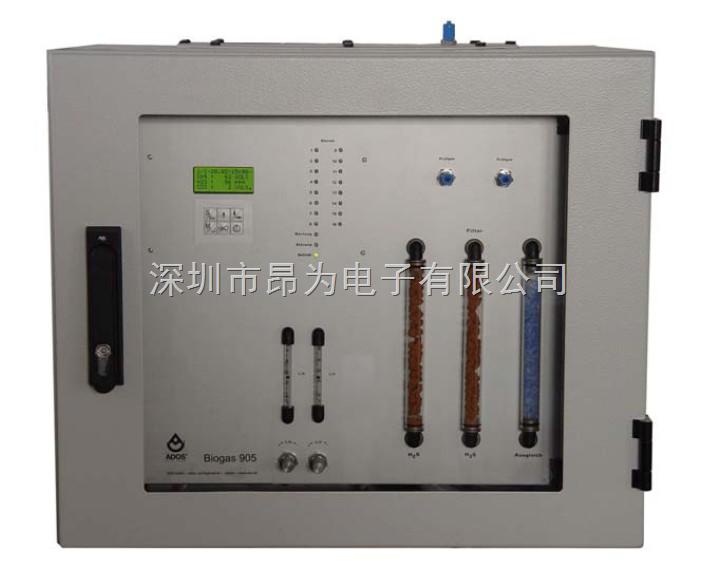Biogas 905-在线式沼气分析仪
