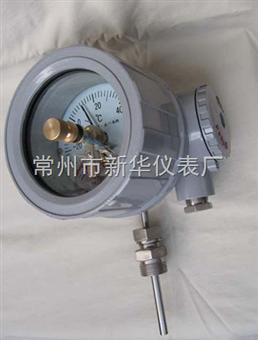 WSSX-411B防爆雙金屬溫度計(丝瓜视频成人版官网儀表)