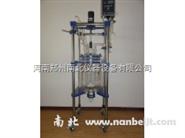 100升雙層玻璃反應釜生產廠家