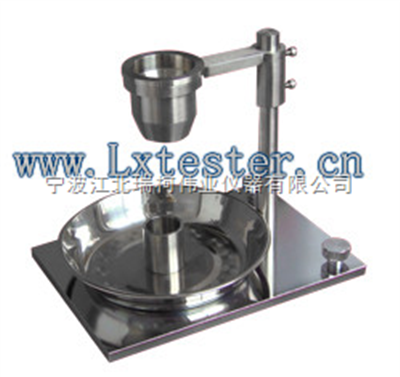 江蘇自動粉末流動性測試儀聯系,流動性測試儀,流動性測定裝置