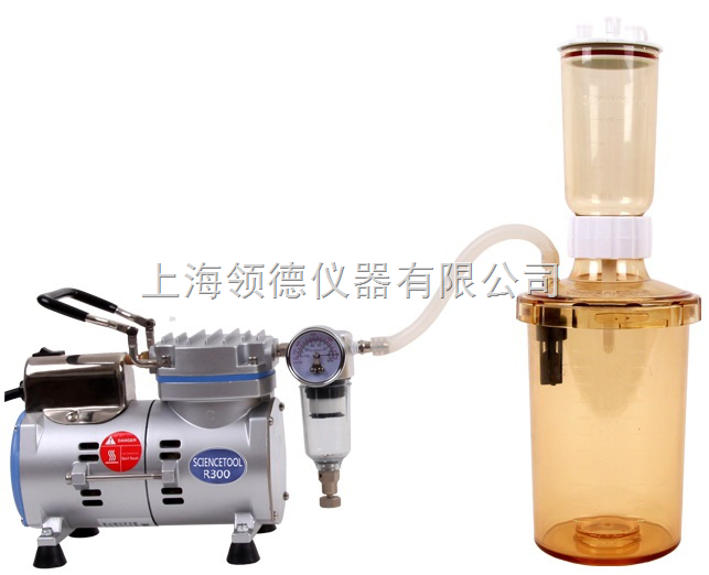 R300P-便携式真空抽滤装置-上海领德仪器有限