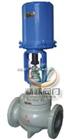 KHCN电动低噪音笼式调节阀