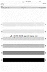 英国易高Elcometer4695灰度测试片