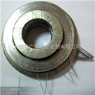 DN100石墨金属缠绕垫片、四氟缠绕垫片生产厂家