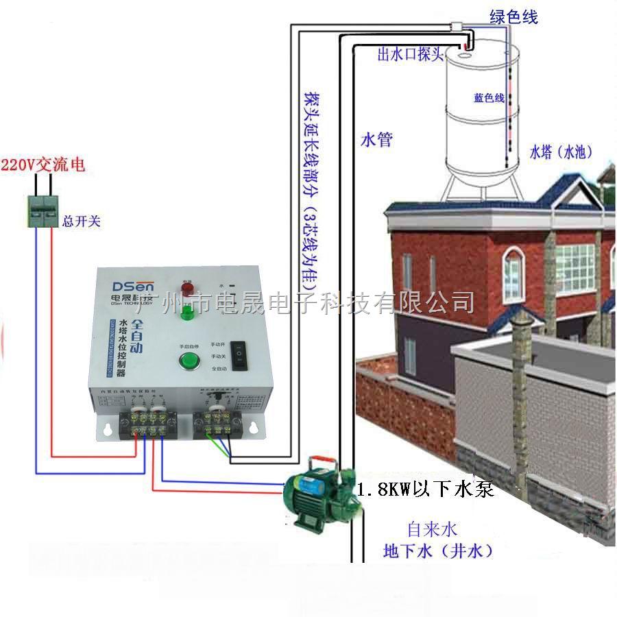家庭五金水泵水位控制器