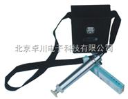 现货供应气体检测管用圆筒形正压采样器 圆筒形正压采样器 气体检测管用正压采样器