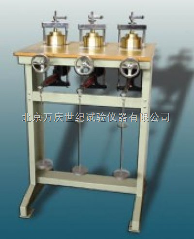 WG-1D三联中压单杠固结仪