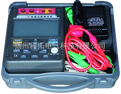 KT-5KV绝缘电阻测试仪-扬州科拓电气科技有限