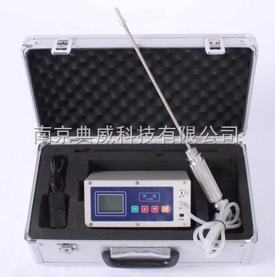 泵吸式可燃气检测仪