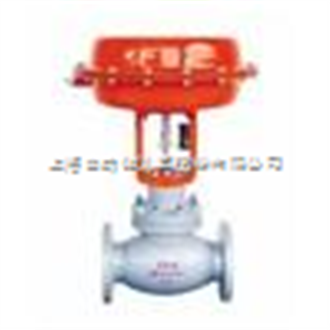 ZJHC-16 气动薄膜切断阀