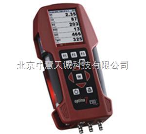 手持式烟气分析仪 燃烧效率测定仪 德国 型号:ZH10196