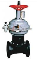 G641F精小型气动隔膜阀