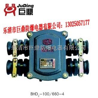 bhd2-100/4t-bhd2-100/4t隔爆型矿用接线盒
