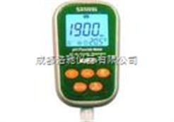 WS100便携式pH/氟离子浓度计