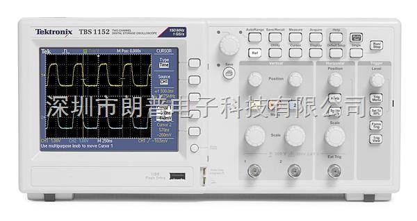 泰克TBS1152数字存储示波器