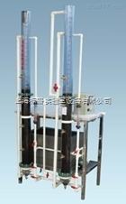 数据采集活性炭吸附塔|气体吸收净化治理实验设备