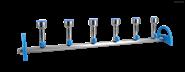 洛科 | MultiVac 600-MS 不锈钢多连过滤器