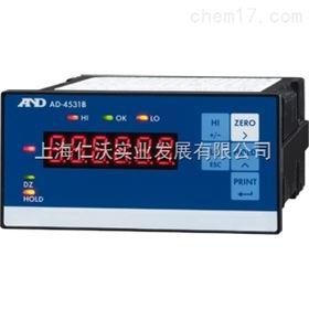AD4531B数字显示器AND控制器-AD-4531B应变式传感器数字仪表