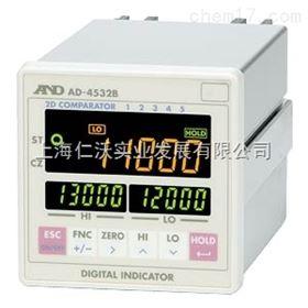 AD4532B數字顯示器AND控制器-AD-4532B應變傳感器數字顯示器