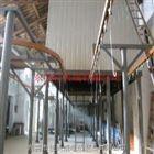 深圳電鍍和鋁氧化吊空隧道爐,吊空爐批發