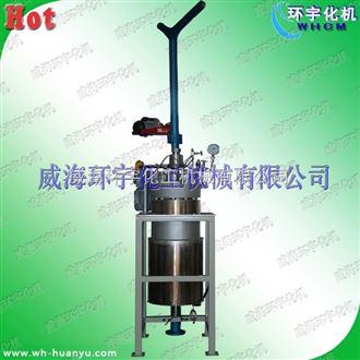GSH50L高温高压不锈钢升降反应釜