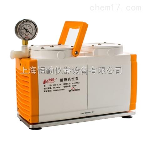 GM-0.5B隔膜真空泵(防腐型)