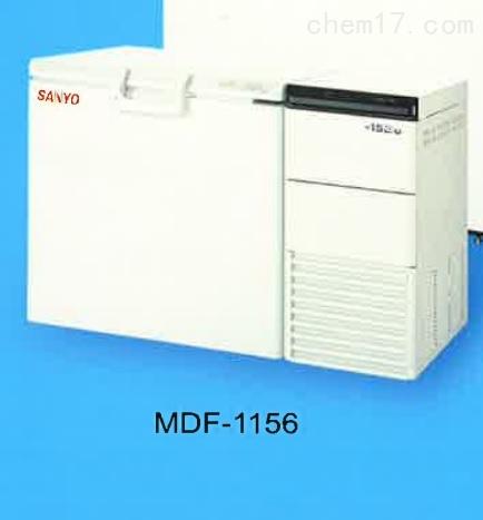 卧式-152℃三洋超低温冰箱