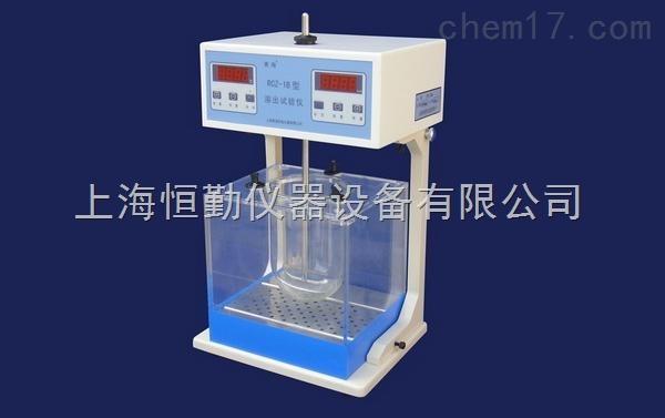 单杯药物溶出度仪RCZ-1B