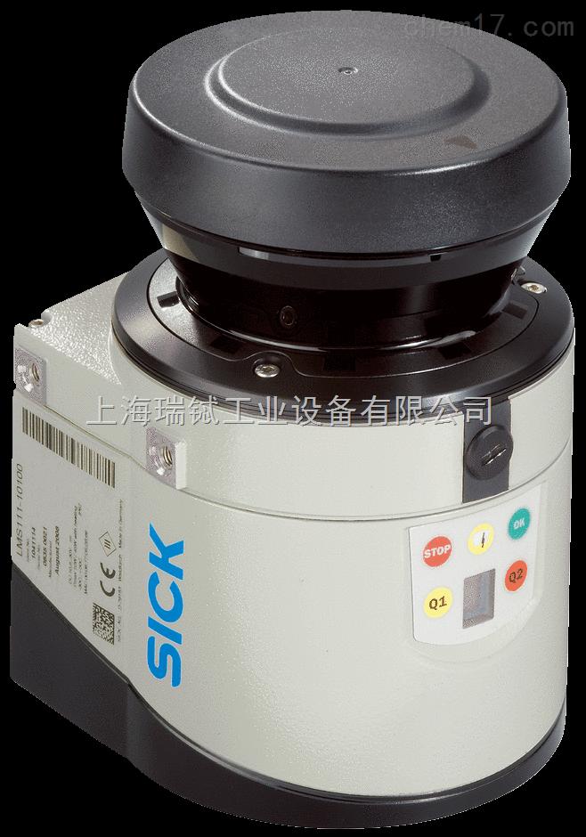 西克二维激光扫描仪 1041114