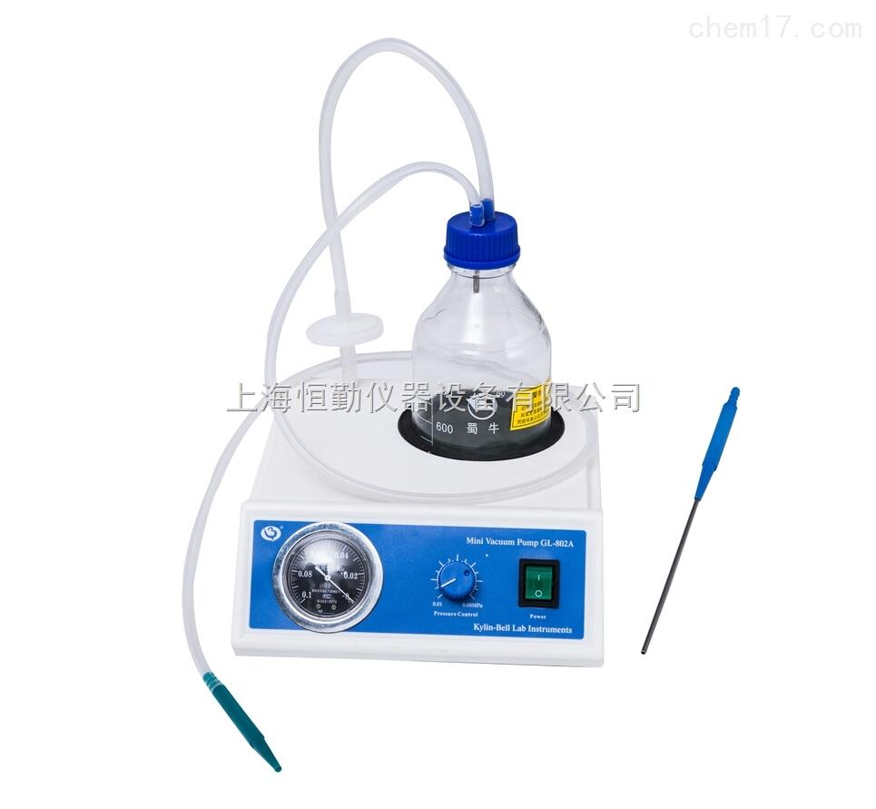 微型台式真空泵GL-802A