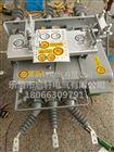 福州市户外智能真空断路器ZW20F-12/630不锈钢外壳|外置PT电源