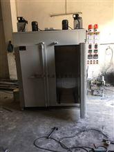移动中型推车恒温焗炉 大机电烤箱 铁板烤炉订做生产商