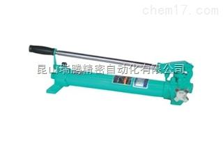 OSAKA-JACK手动液压泵TWA-4大阪千斤顶