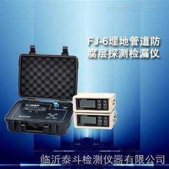 东营埋地管道检漏仪价格FJ-10防腐层探测检漏仪