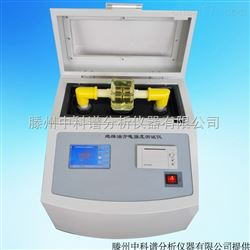 ZKP-80KV全自动绝缘油介电强度测试仪