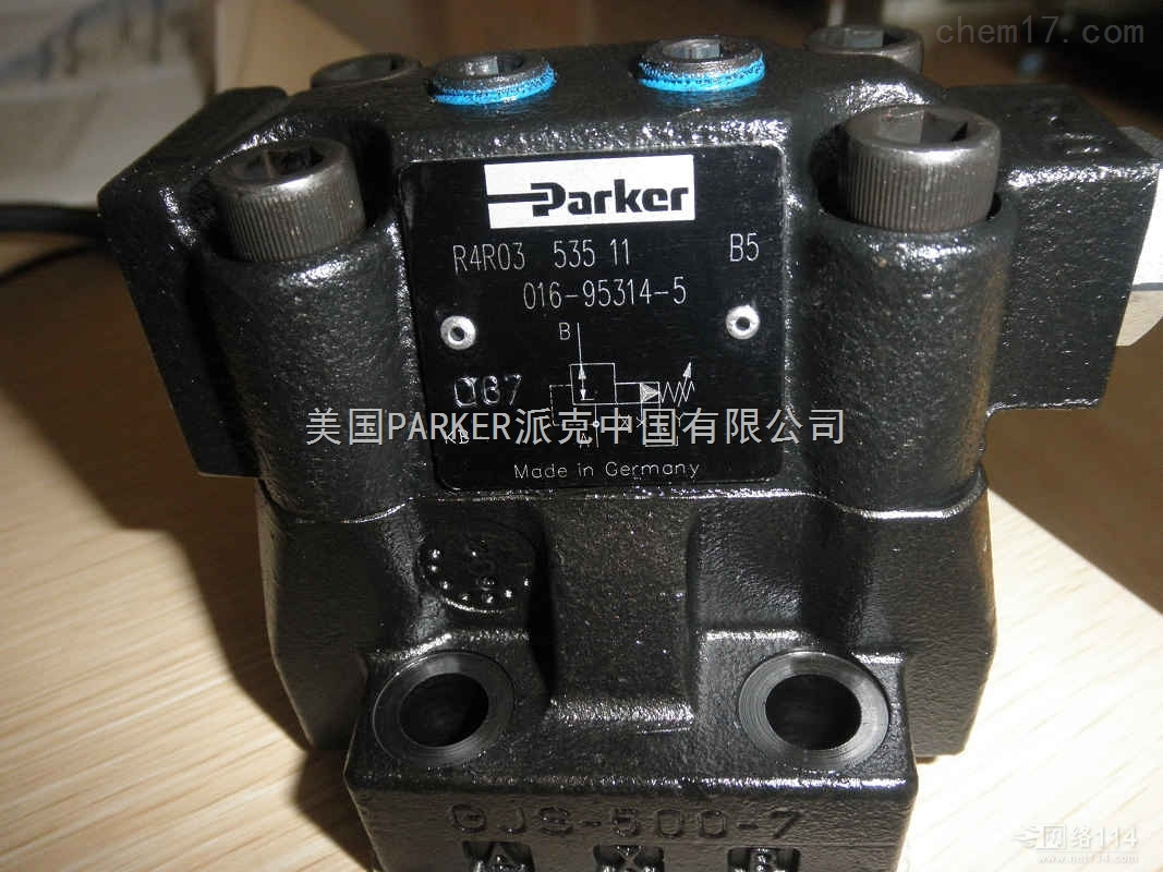 Parker派克直动式比例阀D1FP*S